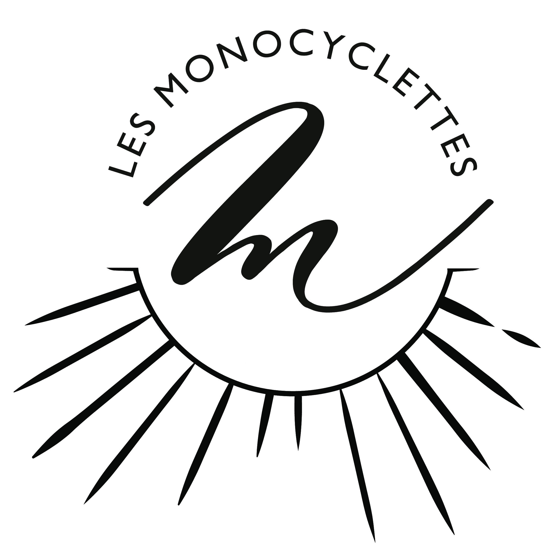 Les Monocyclettes vêtements asymétriques